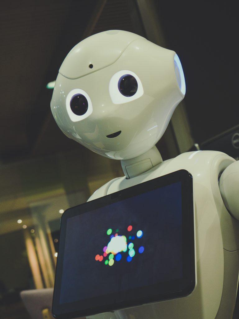 Robot didáctico
